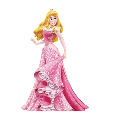 Aurora New Look Beauty Princess Png PNG Images