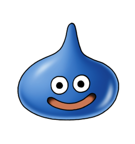 Slime Blue Dragon Pictures