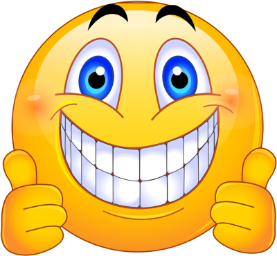 Confirming Smiling Face Emoji Clipart icon Free Download PNG Images