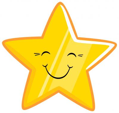 Star Smiley Face Clip Art Images PNG PNG Images