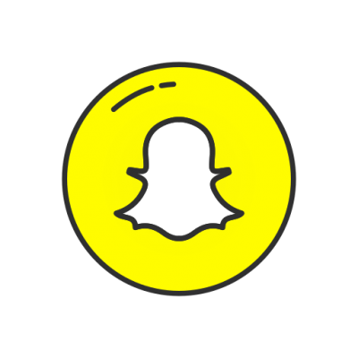 Snapchat Logo PNG Icon PNG Images