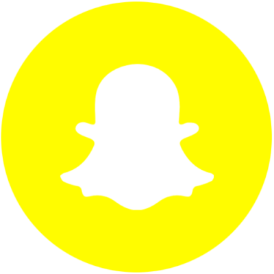 Snapchat Icon Clipart PNG Images