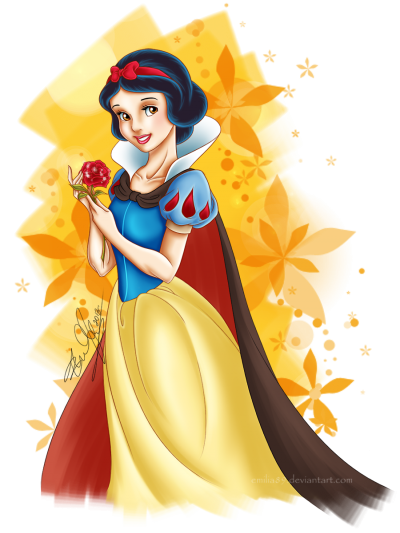 Attractive Princess, Snow White Png