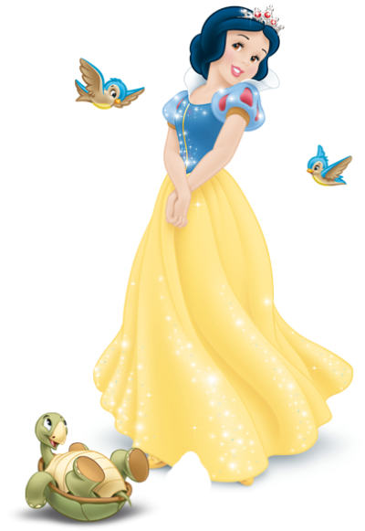 Beautiful Snow White Png Photo