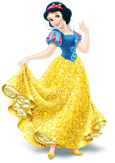 Fantastic Pirnces, Snow White Png