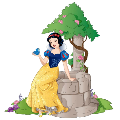 Princess In The Well, Snow White Png Transparent Images