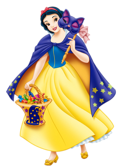 Snow White Princess Png Clipart