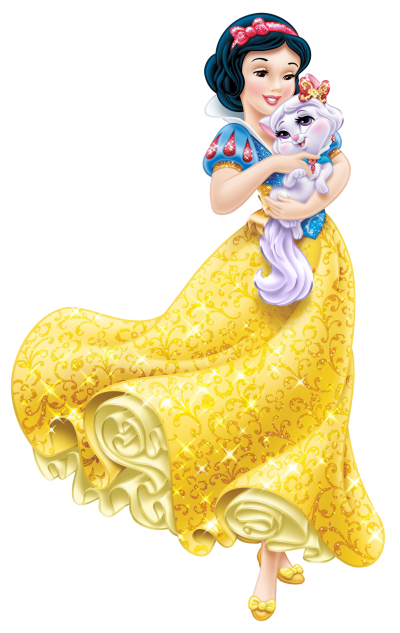 Teddy Bear And Princess, Snow White Png Transparent Images