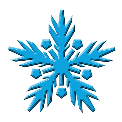 Star Pattern Dijital Snowflake Transparent Picture HD Free Download PNG Images