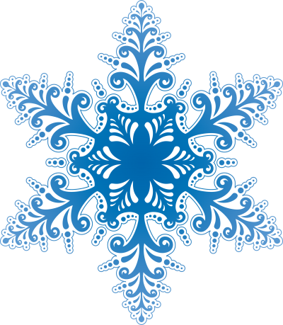 Embroidered Snowflake Background Hd Free Download Drawing in Blue Color PNG Images