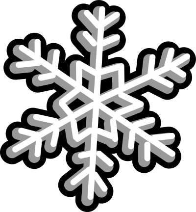 Bold Striped Snowflake Hd images Download PNG Images