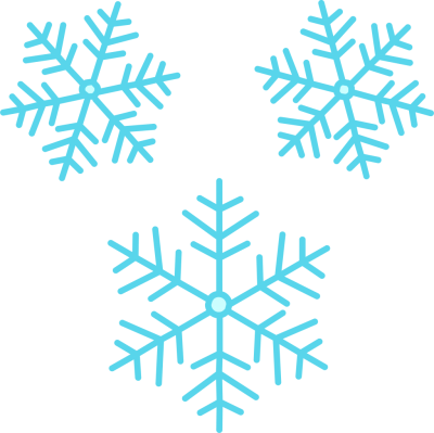 Snowflakes PNG Icon PNG Images