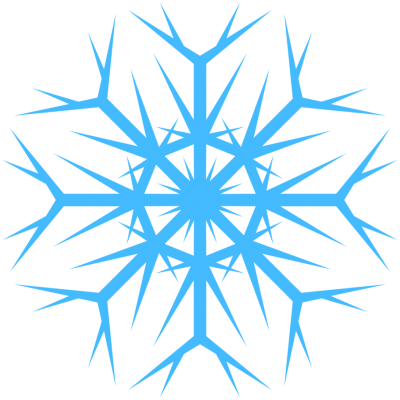 Snowflakes Transparent PNG Images