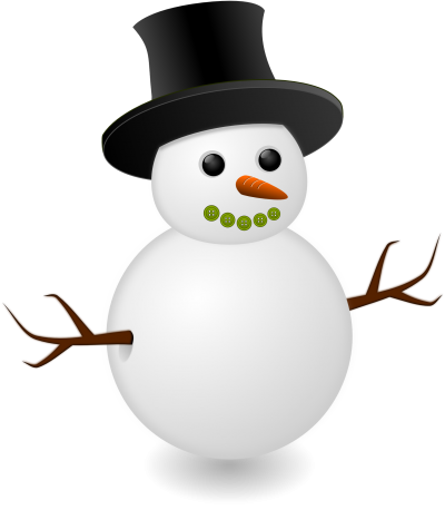 Snowman Stickers icon Hd Download PNG Images