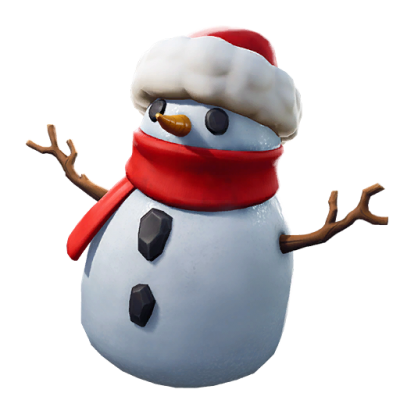 Artificial Snowman Background Picture, Christmas Frame PNG Images