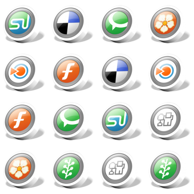 Download Social Bookmarking PNG PNG Images