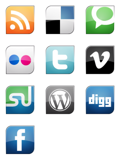 Social Bookmarking Png PNG Images
