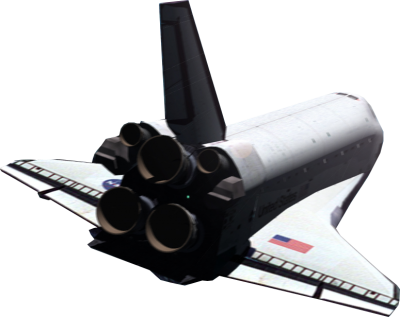 Space Shuttle Endeavor Png Images