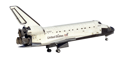 Space Shuttle Png Images