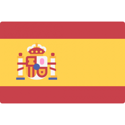 Europe, Flag, Spain icon PNG Images
