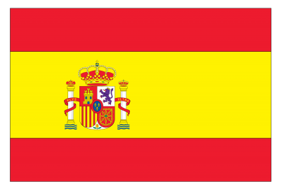 Spain Colors Flag Logo PNG Image