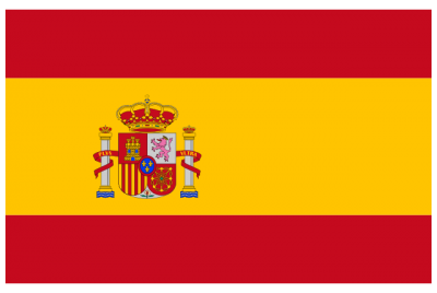 Simply The Flag Of Spain PNG Images