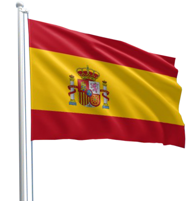 Spain Flag, Streamer, Pennant PNG Images