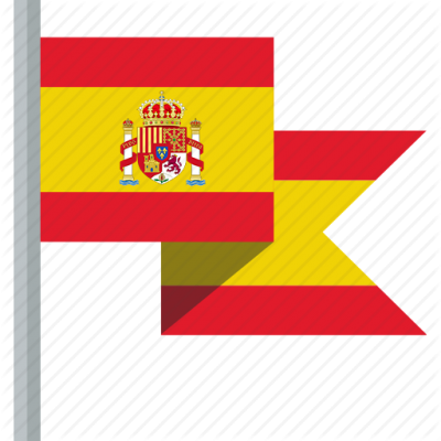 Spanish Flag Transparent Picture PNG Images