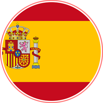 Spanish Flag Photo Png PNG Images