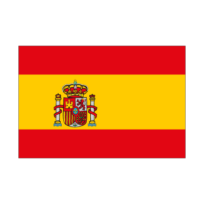 Classic Spain Flag PNG Images