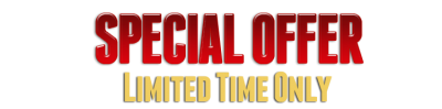 Gold And Red Special Offer Tag Png PNG Images