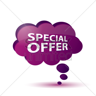 Purple Special Offer Tag Png