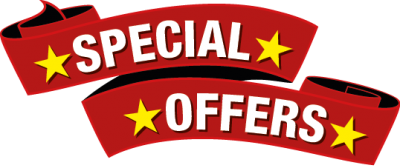 Red Special Offer Png Transparent Image
