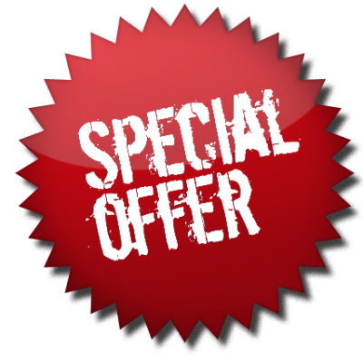 Special Offer Png Transparent