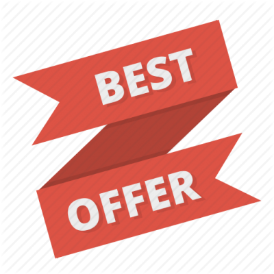 Special Offer Ribbon Png PNG Images