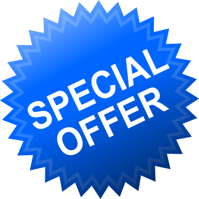 Special Offer Tag Png