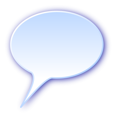 Rounded Speech Bubble Pictures