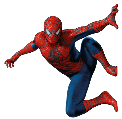 Standing On The Wall Spiderman Picture Png Free PNG Images