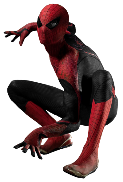 Prepared Spiderman Clipart Transparent Free PNG Images