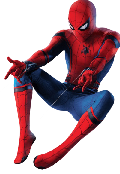 Throwing A Web With Both Hands Spiderman Hd Download PNG Images