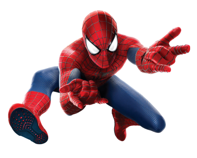 Flying Netting Spiderman Png images Download PNG Images