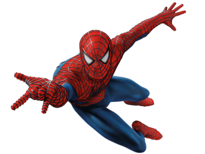 Flying Spiderman Png Background Photo PNG Images