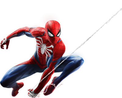 Pulling His Web Spiderman images Png Download PNG Images