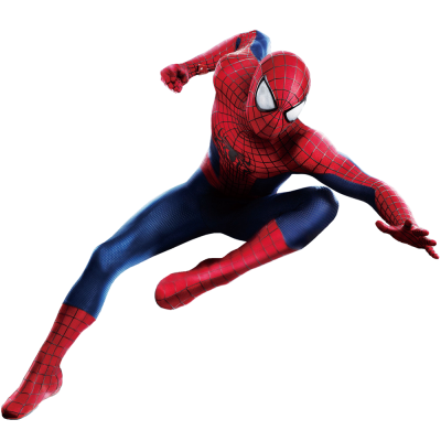 Preparing To Punch Spiderman Free Download PNG Images