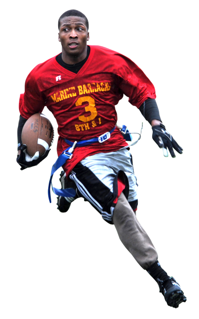 American Football Player Png Transparent