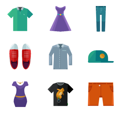 Form Clothes Icon Packs Png PNG Images