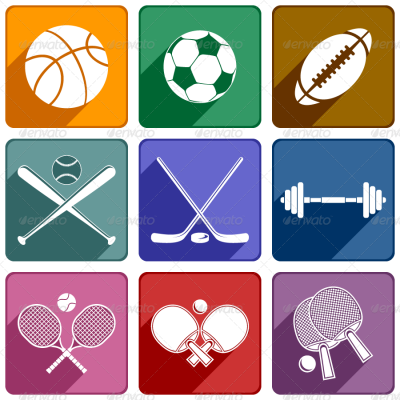 Sports Icons Png PNG Images