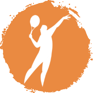 Orange Of Tennis Sports Transparent icons images Download PNG Images