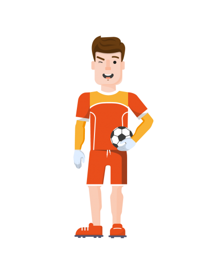 Player Doing Soccer Male Sports Png Photos Hd Download PNG Images