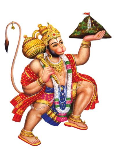 Hindu God Veeranjaneya Hd Png Images